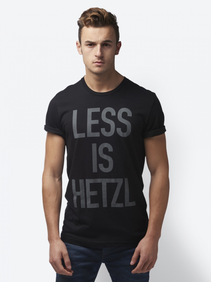LESS IS HETZL